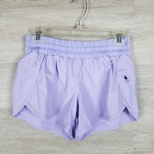 Lululemon Tracker Shorts III Lilac See description